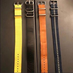 Timex Watch Straps
